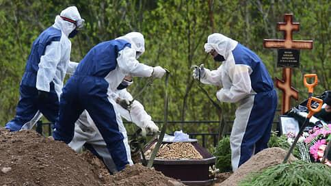 Эпидемии отмерили полгода  / Росстат подвел итоги смертности от коронавируса с марта по август