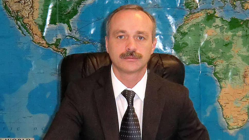 Бенефициарный владелец и руководитель ОАО «Тольяттиазот» Сергей Махлай