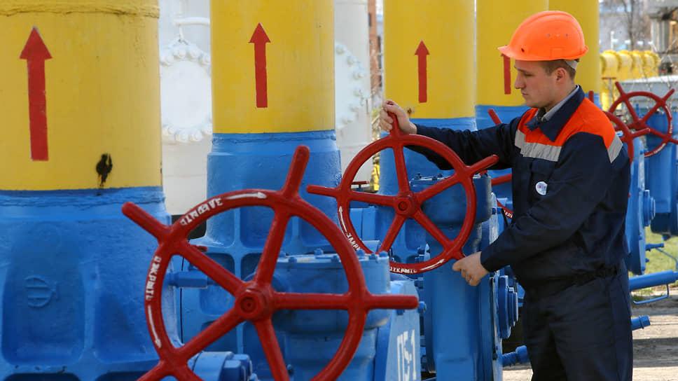 Европа хабнула газа