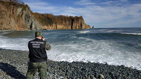 Следствие ведет на дно  / СКР возбудил уголовное дело в связи с загрязнением акватории на Камчатке