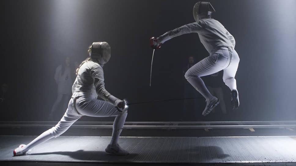 Фильм «На острие» доказал, что в кинематографическом смысле и фехтование — на редкость благодарный вид спорта