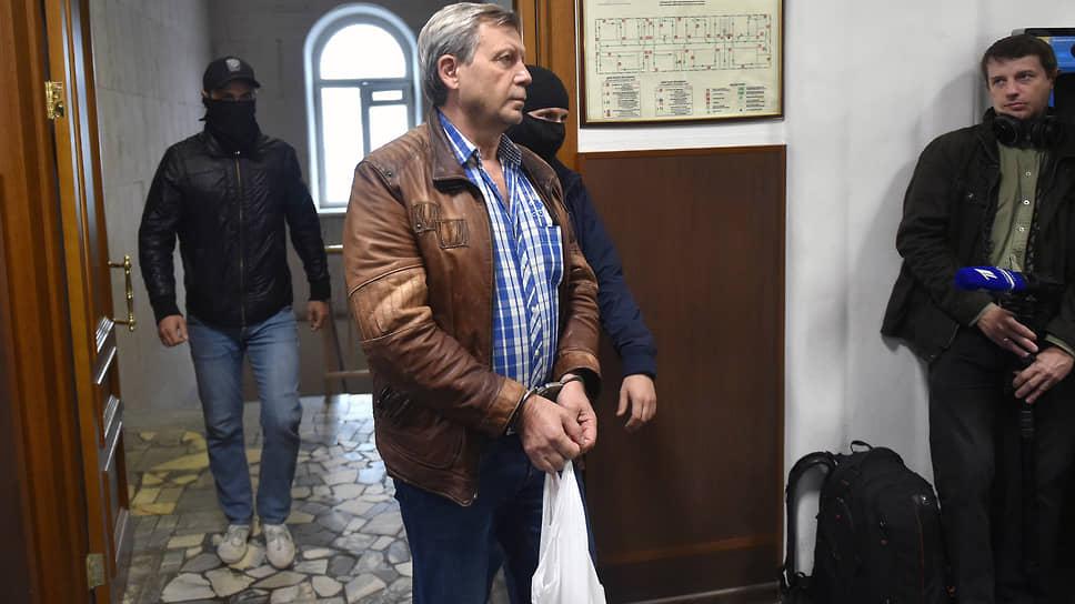 Бывший заместитель председателя правления ПФР Алексей Иванов