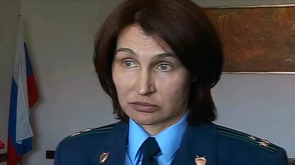 Бывший прокурор Затеречного района Владикавказа Ольга Швецова
