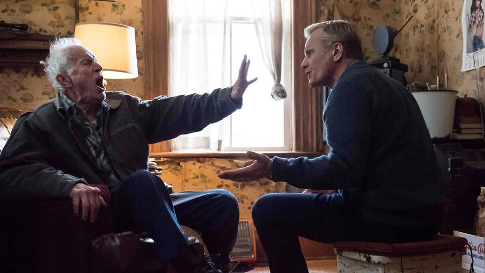 Мощные актерские работы Лэнса Хенриксена и Вигго Мортенсена стали фундаментом, на котором держится весь фильм