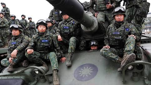 Тайванька-встанька  / Дональд Трамп укрепляет старый новый плацдарм для противостояния с Китаем