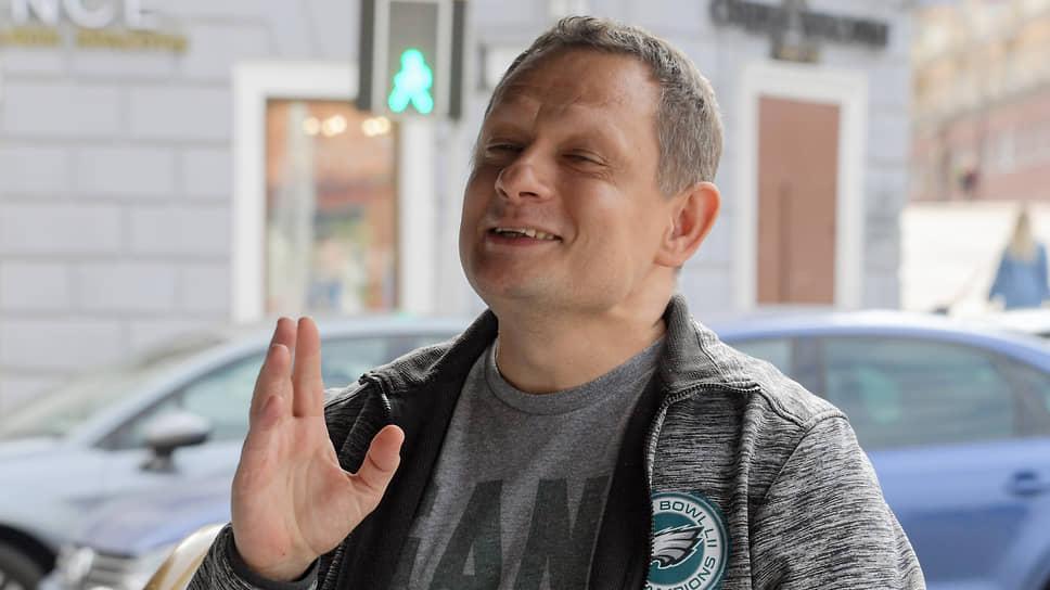 Антон Родненков: есть в жизни то, что страшно