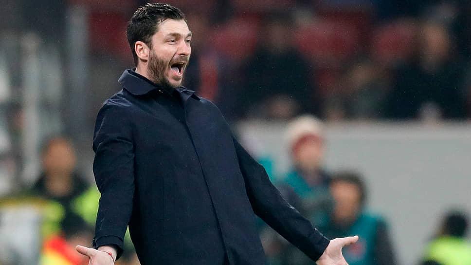 Сандро Шварц был уволен из «Майнца» в ноябре 2019 года и до возникновения варианта с «Динамо» оставался безработным