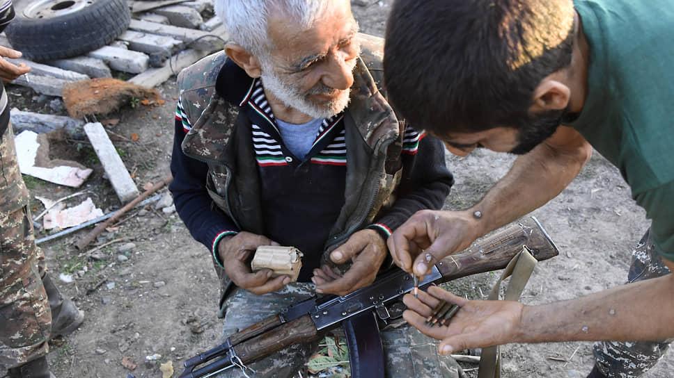 Какие усилия прилагает Россия для окончания конфликта в Карабахе