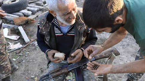 Фронт и «Смерч»  / Конфликт в Нагорном Карабахе и не думает заканчиваться