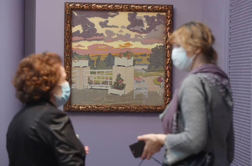 Выставка — повод вспомнить, что в свое время искусство Марии Якунчиковой открывало современникам новые горизонты