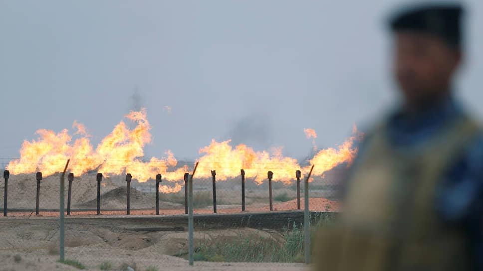 Ирак расчистил месторождение для России