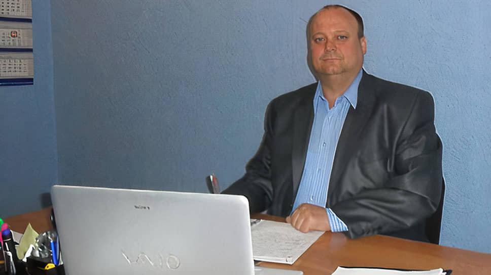 Бывший генеральный директор ООО «Барышский мясокомбинат» Александр Котлинский