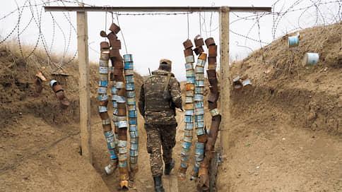 Отряды нагорной обороны / В дипломатическом решении карабахского конфликта все разуверились, но попыток не оставляют