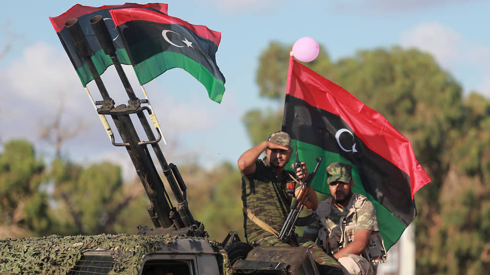 Ливии разрешили передвигаться