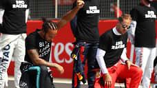 До Льюиса Хэмилтона поздно дошло  / Шестикратный чемпион мира недоволен тем, что Виталий Петров будет стюардом на Гран-при Португалии
