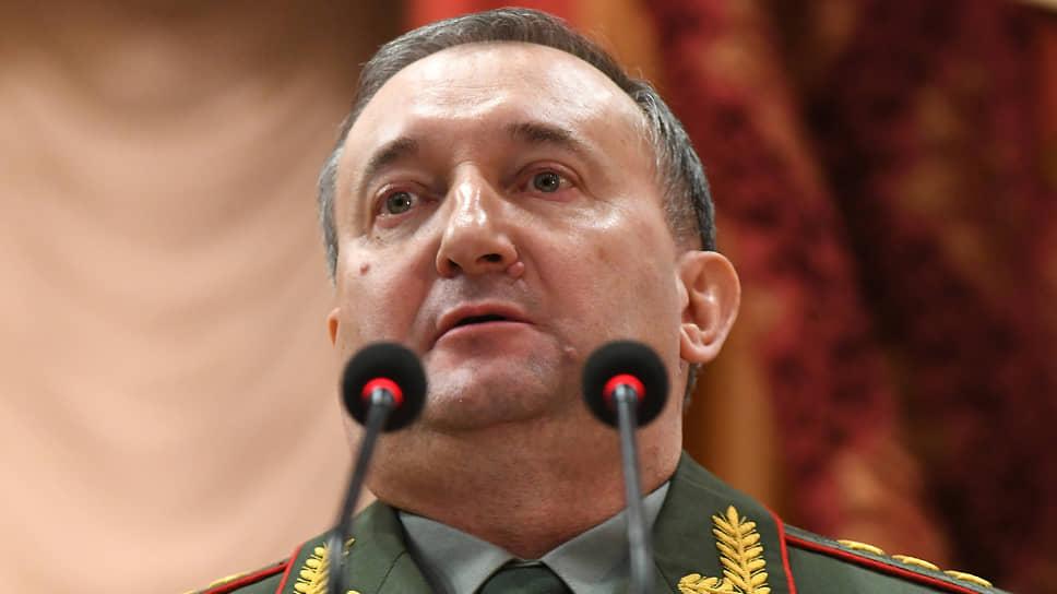 Генерал-полковник Сергей Ченчик