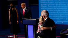 Дебаты прошли по-президентски  / Дональд Трамп и Джо Байден в этот раз обошлись без склок и перепалок