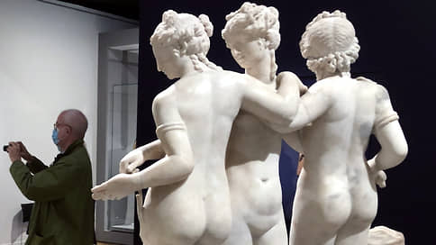 В чем душа содержится  / «От Донателло до Микеланджело» в Лувре