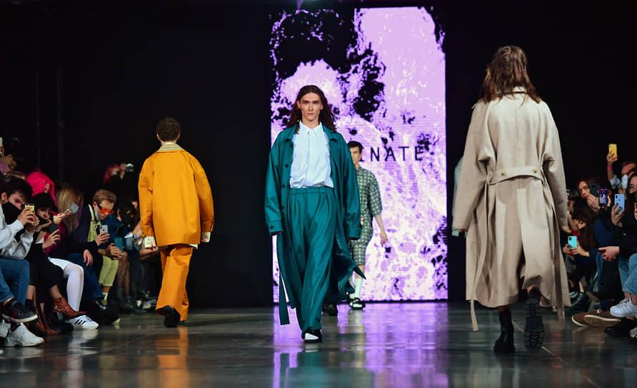 Одним из заметных событий недели моды стал показ коллекции Innominate