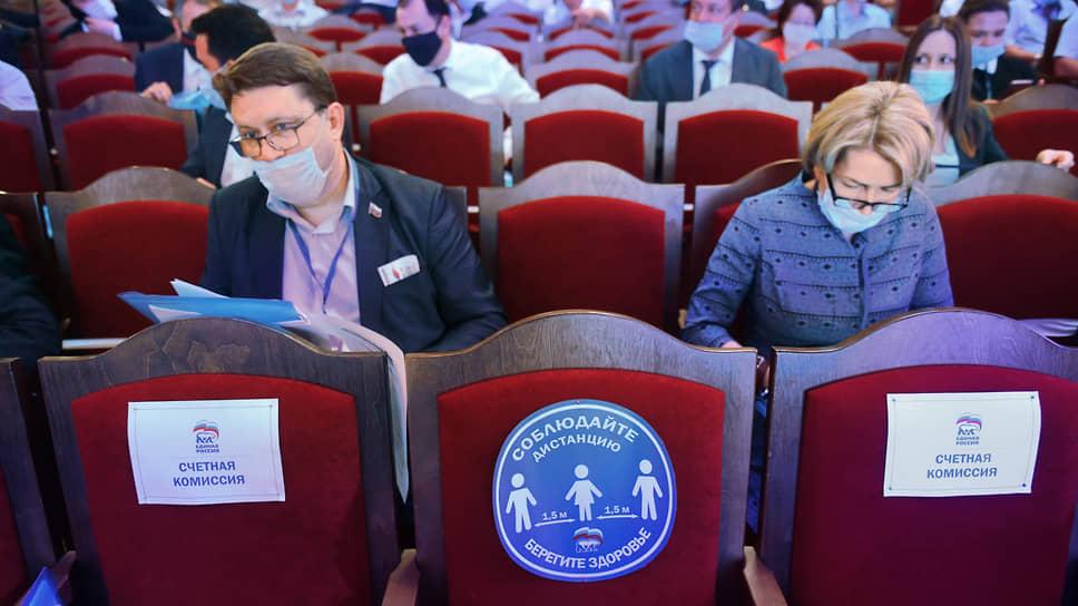 Пандемия коронавируса вынуждает единороссов переходить на заочные формы общения с избирателями