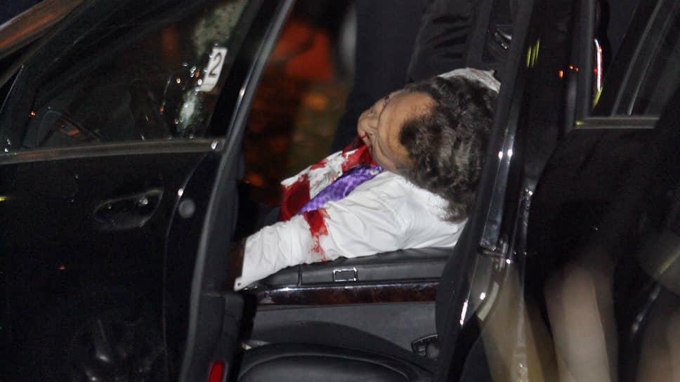 Заказчик убийства Шабтая Калмановича пока не установлен