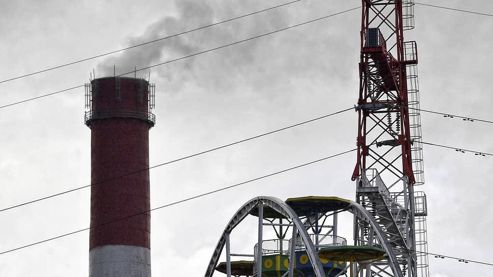 Возможность российской промышленности подымить ограничена, но с большим запасом