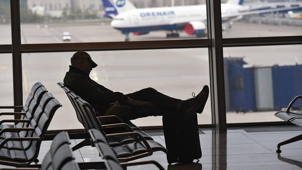 Европейские аэропорты вошли в пике