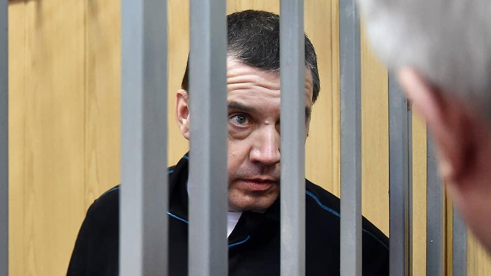 Экс-глава Росграницы Дмитрий Безделов