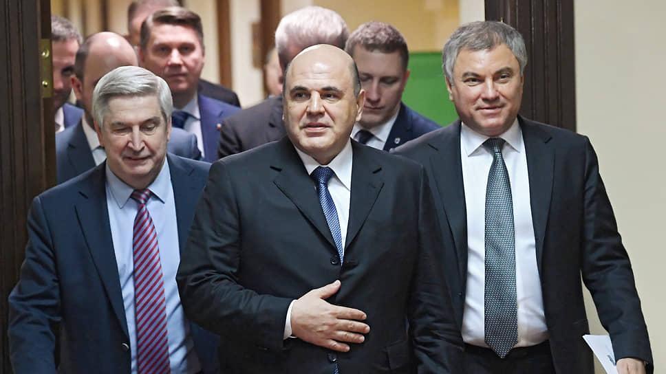 Быстроминистры / Госдуме впервые предстоит утвердить новых членов правительства