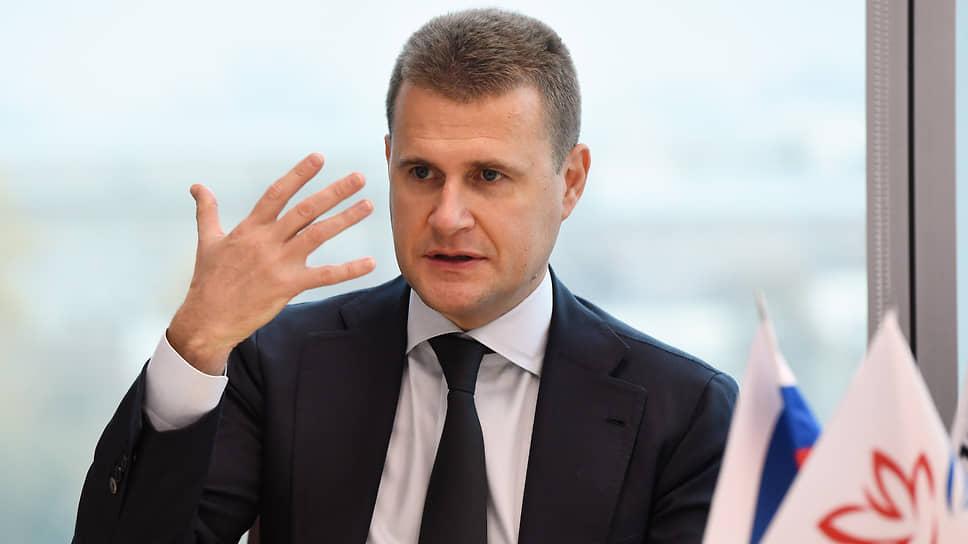 Генеральный директор Фонда развития Дальнего Востока и Арктики Алексей Чекунков