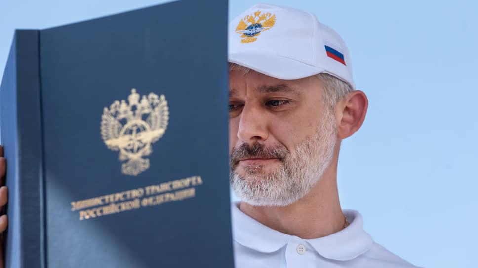 Бывший глава Минтранса Евгений Дитрих