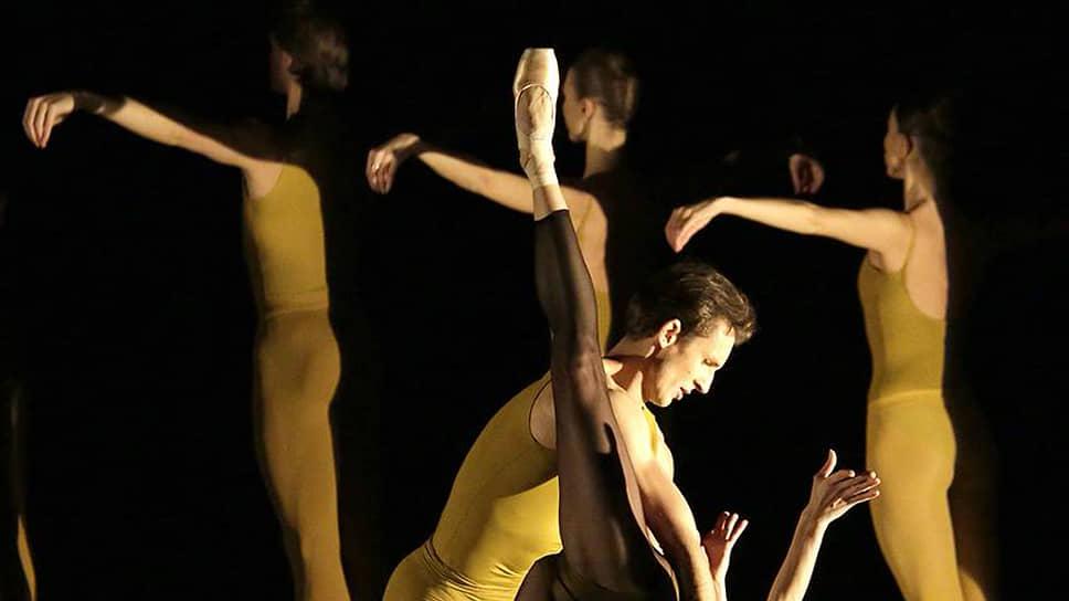 В главной балетной номинации одержал верх Большой театр с «Артефакт-сюитой» Уильяма Форсайта