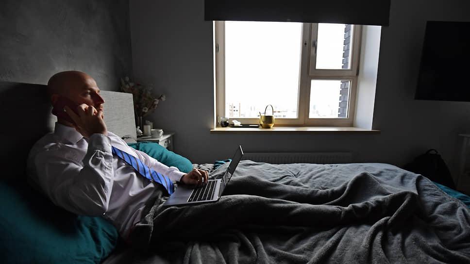 Как Госдума налаживает трудящимся удаленный доступ