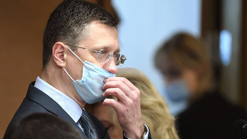 Появление нового вице-премьера Александра Новака послужило формальным основанием для перераспределения полномочий заместителей председателя правительства