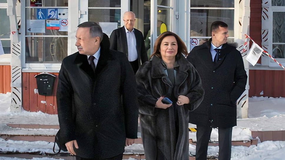 Выборам в Петербурге ищут начальника