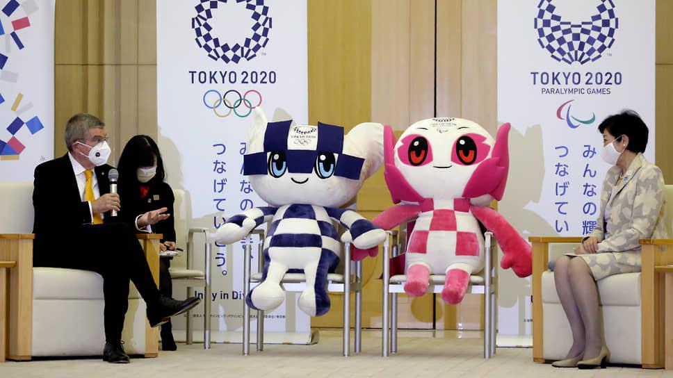 МОК готовится к раскрытию Олимпиады