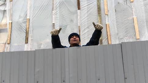 Главстрой вписался в реновацию // Застройщик отдаст часть квартир для переселенцев