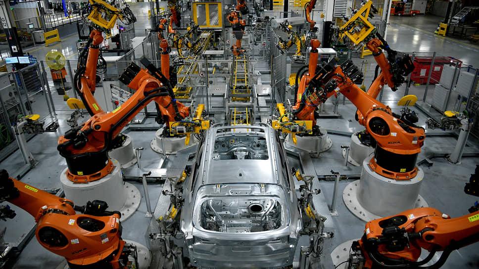 Октябрь вернул в США индустриальный рост