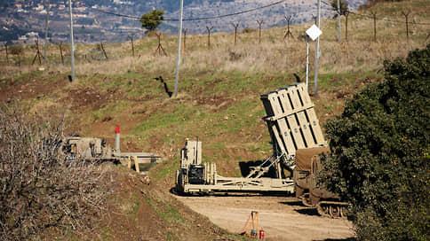 Израиль отправил послание Тегерану  / Военные нанесли удар по иранским объектам в Сирии