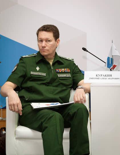 Заместитель председателя правительства Московской области Дмитрий Куракин