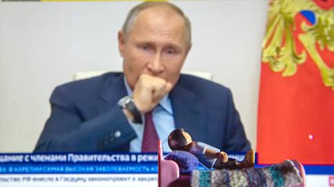 Койковместо  / Как Владимир Путин возвращается в кризисную медицину