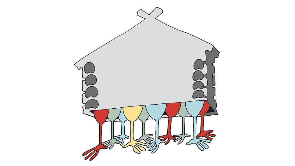На какие объекты жилья растет спрос