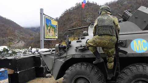 В Карабахе развернулись по полной // Владимиру Путину доложили о достижениях российских миротворцев