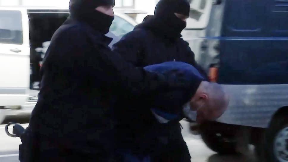 Задержание Майрбека Башаева