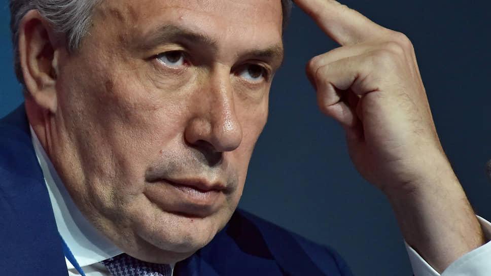 Генеральный директор, председатель правления АО «Росгеология» Сергей Горьков