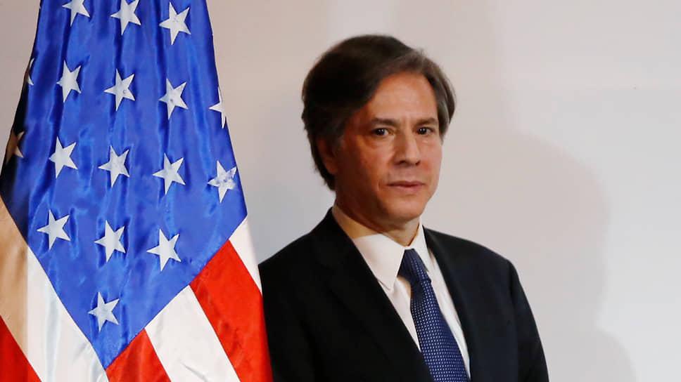 В Москве не заблуждаются по поводу негативного отношения к России кандидата в госсекретари США Энтони Блинкена, но вместе с тем считают его «вменяемым» политиком