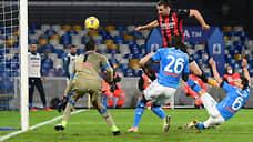 Вирусная результативность  / Златан Ибрагимович удерживает «Милан» в лидерах чемпионата