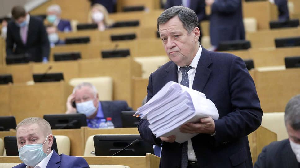 Бюджет без тени оппозиции