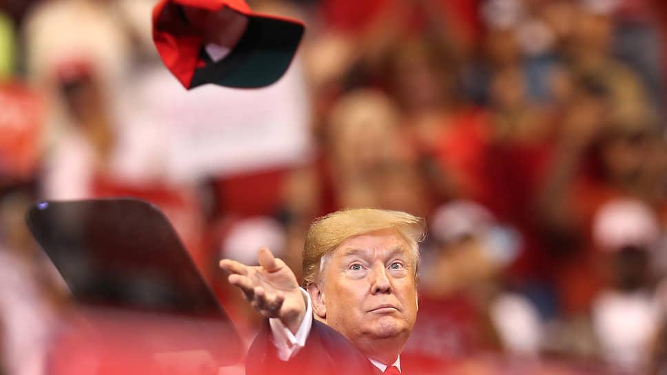 Дональд Трамп согласился на запуск процесса передачи власти, и это было воспринято как признание президентом США вероятности своего ухода из Белого дома