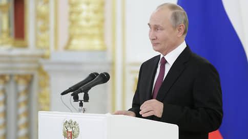Дальноковидная внешняя политика  / Как ее увидели послы и Владимир Путин на церемонии вручения верительных грамот